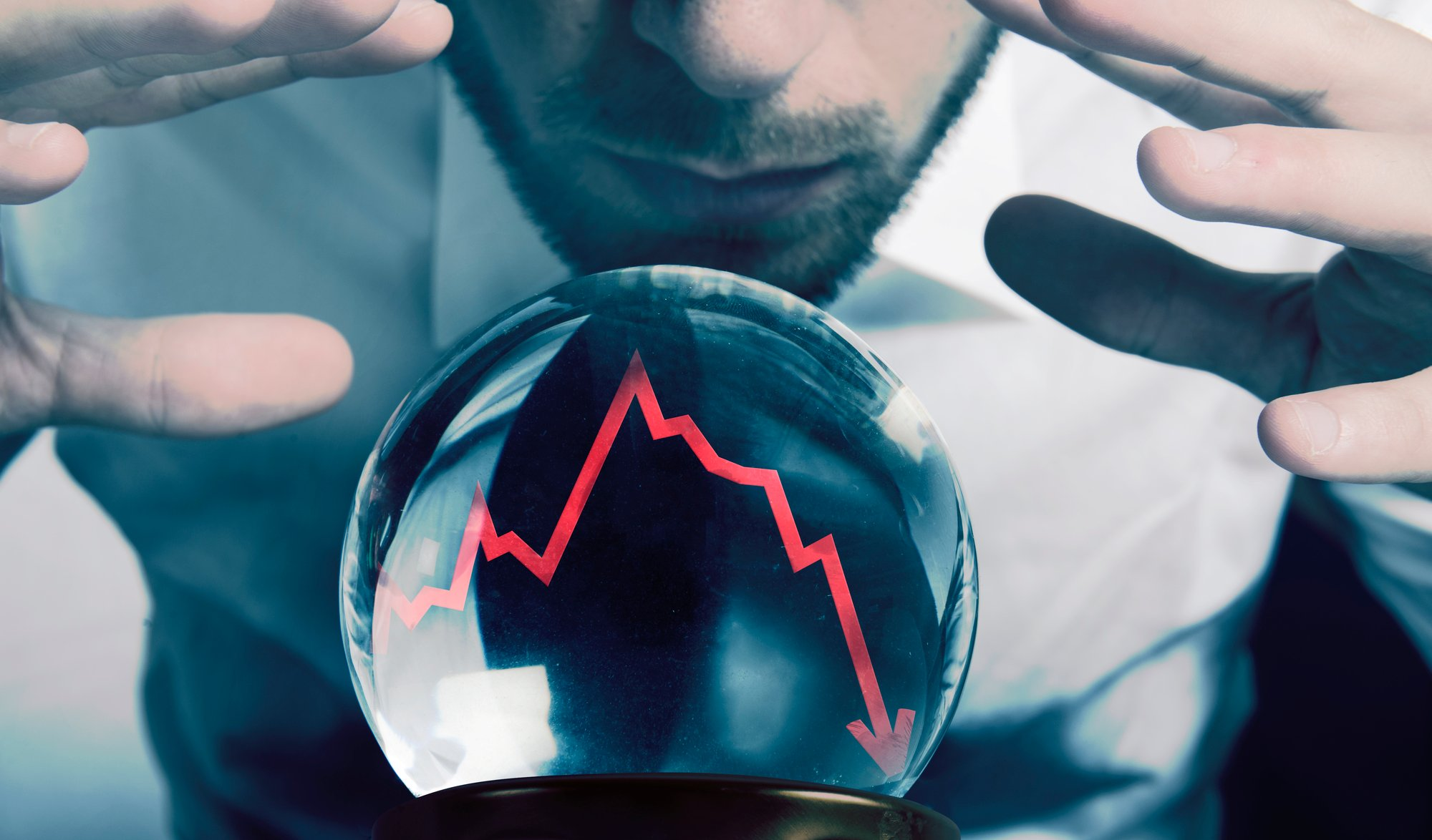 Forecasts of the financial crisis