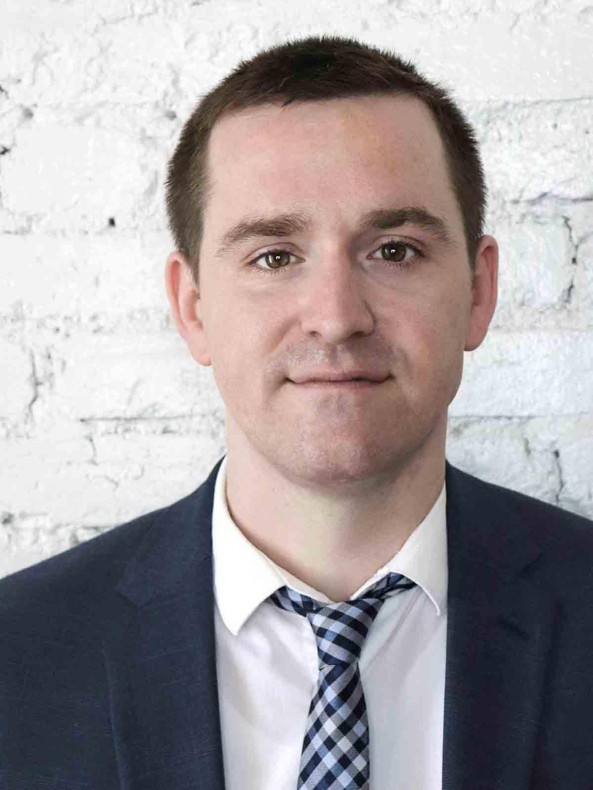 Patrick Reardon-Sales Associate